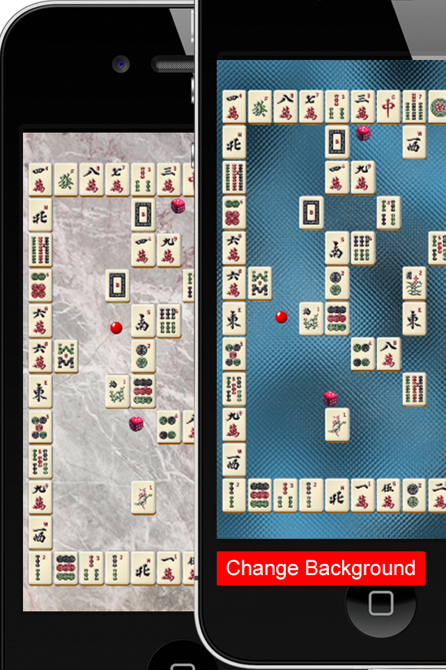 Screenshot Mahjong and Ball